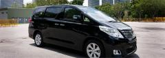 Toyota Alphard/Vellfire Van  / Kowloon City District, Hong Kong   / Hourly HKD 500.00  / Airport Transfer HKD 800.00