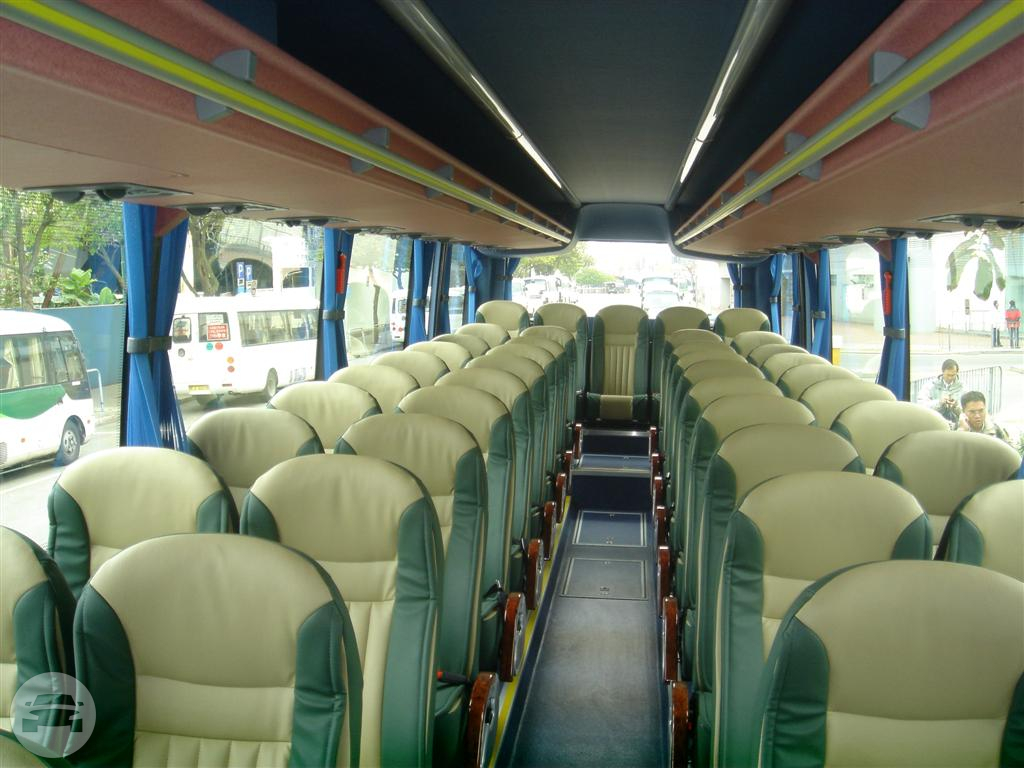 49 Seater Coach Coach Bus  / Hong Kong Island, Hong Kong   / Hourly HKD 0.00