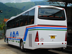 60 Seats ISUZU -NL 6715, NV 4364 Coach Bus / Hong Kong Island, Hong Kong   / Hourly HKD 0.00