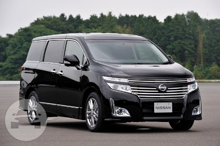 Nissan Elgrand Van  / Hong Kong,    / Hourly HKD 450.00  / Airport Transfer HKD 850.00