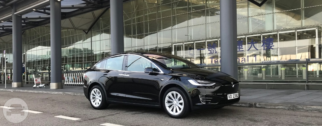 TESLA MODEL X - / Hong Kong,    / Hourly HKD 300.00