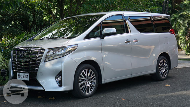 Toyota Alphard Van  / Kowloon, Hong Kong   / Hourly HKD 620.00  / Airport Transfer HKD 1,850.00