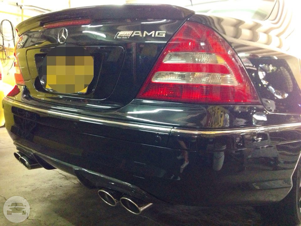 Mercedes Benz AMG Sedan  / Kowloon, Hong Kong   / Hourly HKD 0.00