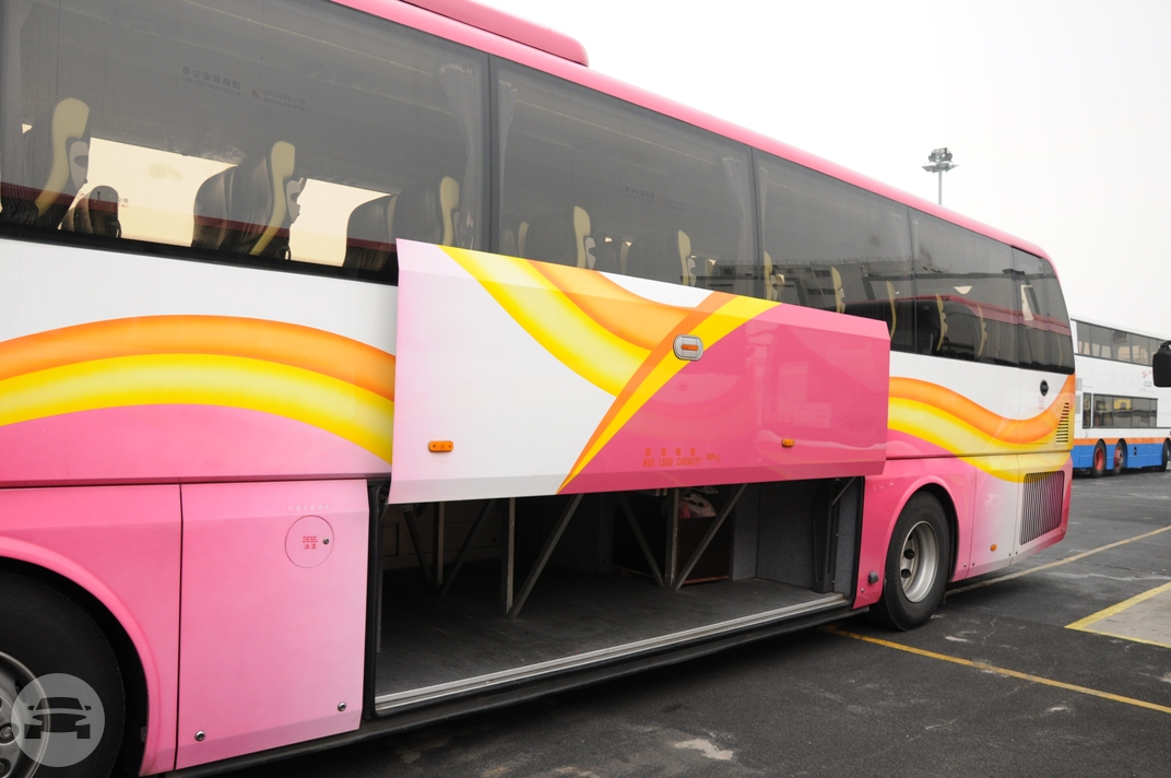 45 Seater Coach Coach Bus  / Hong Kong Island, Hong Kong   / Hourly HKD 0.00