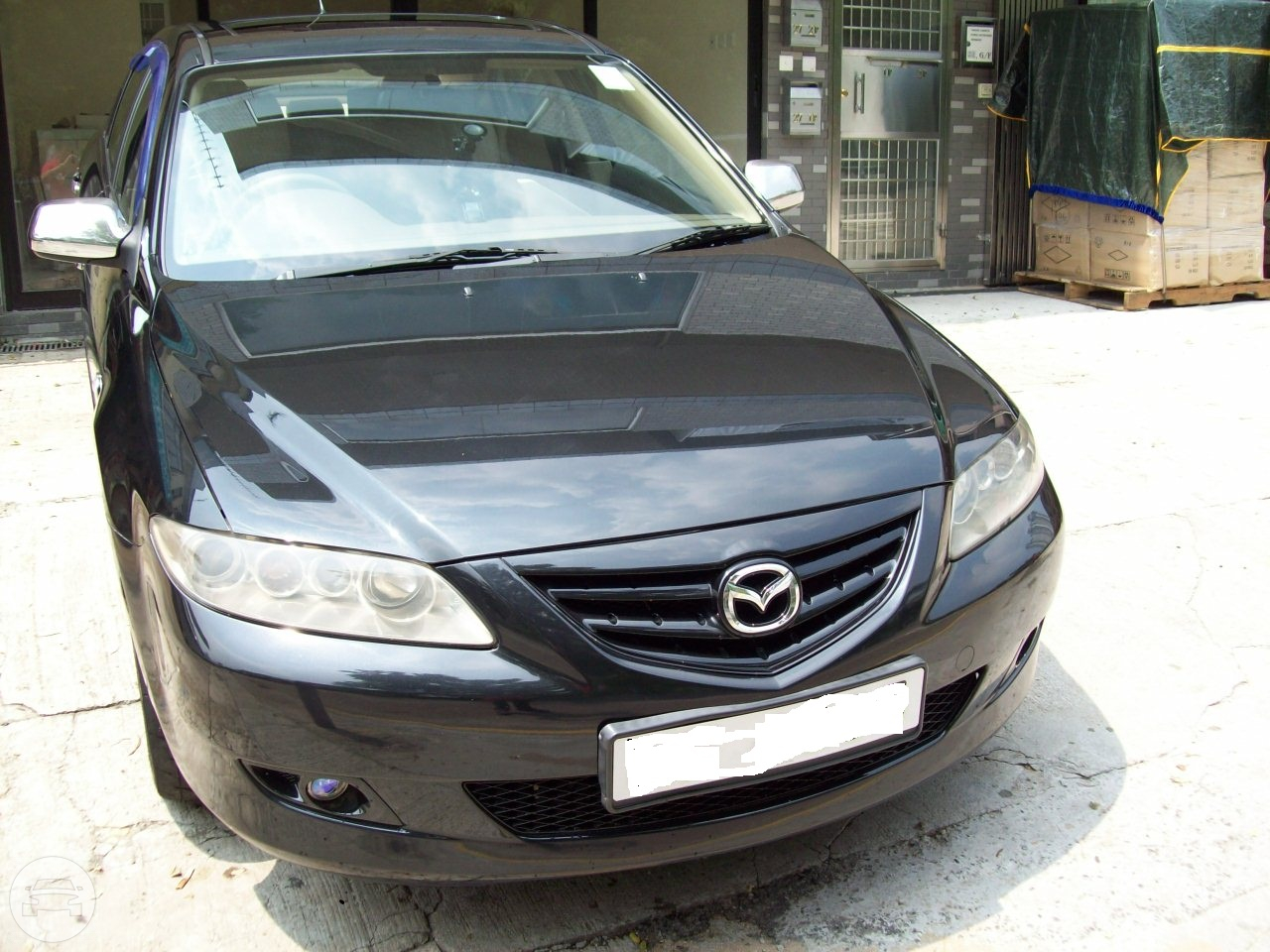 MAZDA 6 Sedan / Kowloon, Hong Kong   / Hourly HKD 0.00