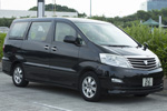 Toyota Alphard Van / New Territories, Hong Kong   / Hourly HKD 660.00  / Airport Transfer HKD 950.00