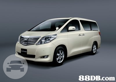 Toyota Alphard Van / Kowloon, Hong Kong   / Hourly HKD 0.00