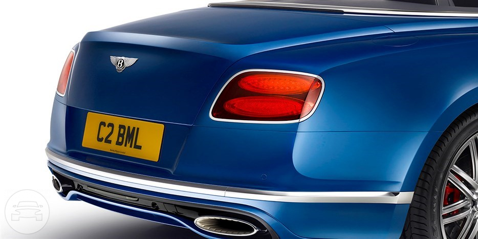 NEW CONTINENTAL GT SPEED CONVERTIBLE Sedan / New Territories, Hong Kong   / Hourly HKD 0.00