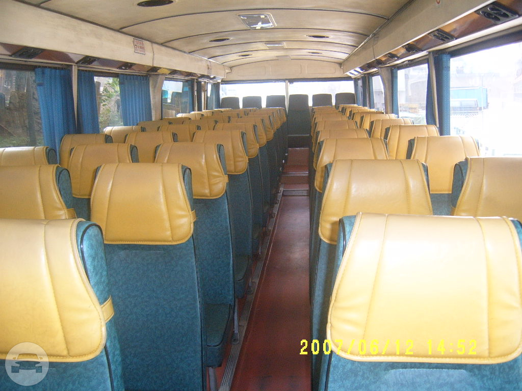 Coach Bus 2 (24 to 65 Seats) Coach Bus  / Kowloon, Hong Kong   / Hourly HKD 0.00