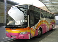 Airport Shuttle Bus Coach Bus / Kowloon, Hong Kong   / Hourly HKD 450.00  / Airport Transfer HKD 1,300.00