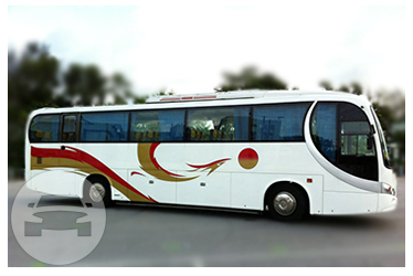 ISUZU Coach Bus - 45 Passenger Coach Bus / New Territories, Hong Kong   / Hourly HKD 450.00  / Airport Transfer HKD 1,300.00