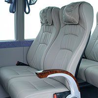 Toyota Minibus 16 Seats - NJ520 Coach Bus  / New Territories, Hong Kong   / Hourly HKD 0.00