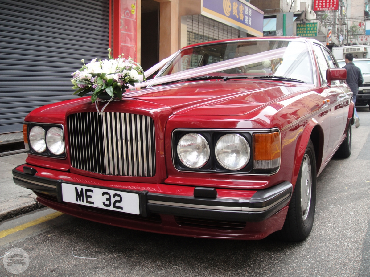 Bentley (Turbo R-red) Sedan  / Central And Western District, Hong Kong   / Hourly HKD 0.00