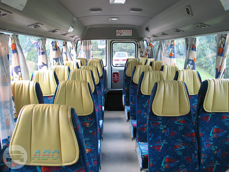 Mini Coach (24-28 Seats) Coach Bus / New Territories, Hong Kong   / Hourly HKD 0.00