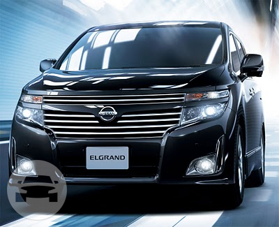 Nissan Elgrand Van  / Kowloon City District, Hong Kong   / Hourly HKD 450.00  / Airport Transfer HKD 850.00