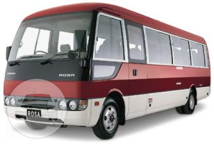 Mini Bus 16 - 28 Seater Coach Bus  / Hong Kong Island, Hong Kong   / Hourly HKD 0.00