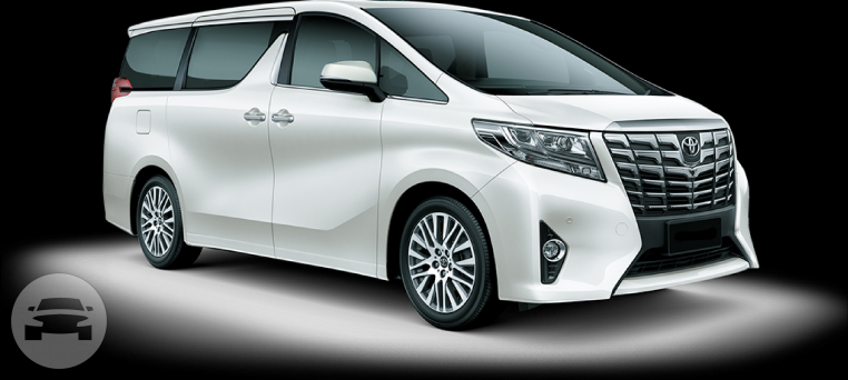 Alphard Limo / Hong Kong,    / Hourly HKD 450.00  / Airport Transfer HKD 800.00