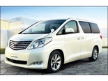 Toyota Alphard - White Van  / New Territories, Hong Kong   / Hourly HKD 0.00