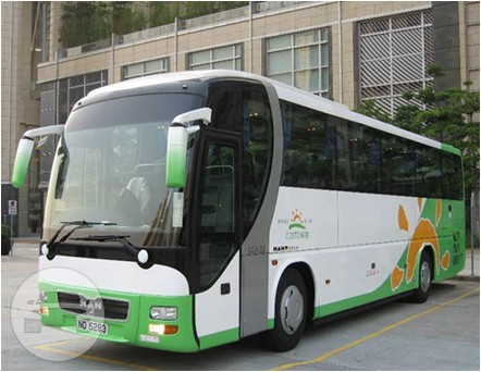 45 Seaters Coach Bus / Kowloon, Hong Kong   / Hourly HKD 500.00  / Airport Transfer HKD 1,230.00