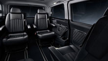 Mercedes Benz Viano Van / Kowloon, Hong Kong   / Hourly HKD 921.00  / Airport Transfer HKD 1,250.00