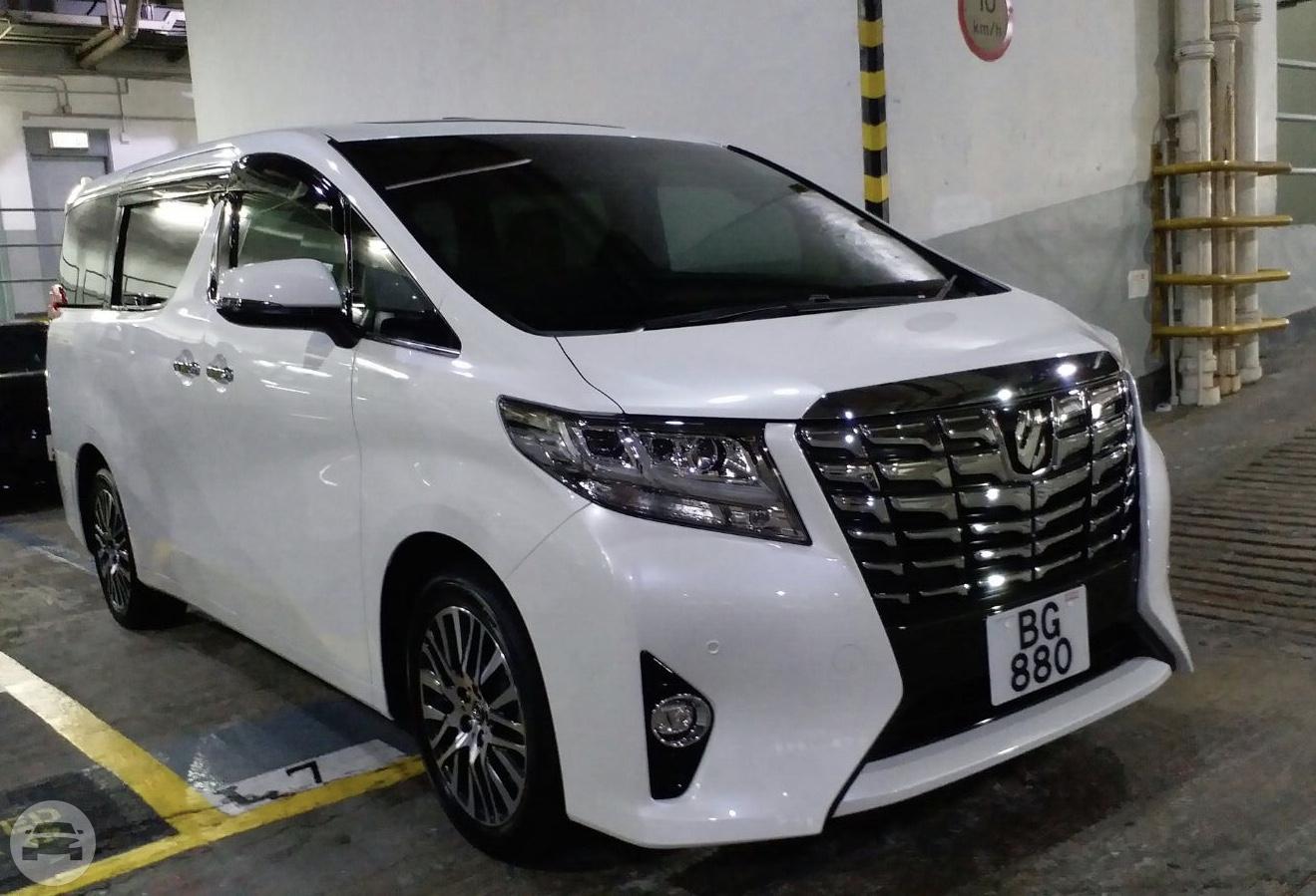 Toyota Alphard Sing Hing Tours Co Ltd Online Reservation