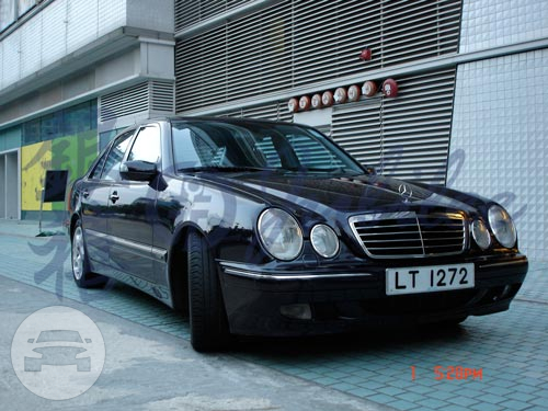 BENZ E-Class (Black) Sedan  / Central And Western District, Hong Kong   / Hourly HKD 0.00