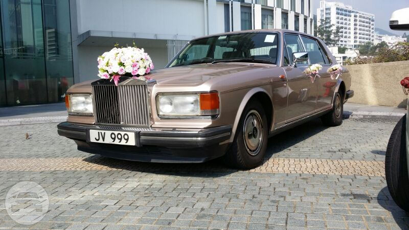 Modern Style Rolls Royce (Golden) Sedan / Central And Western District, Hong Kong   / Hourly HKD 0.00
