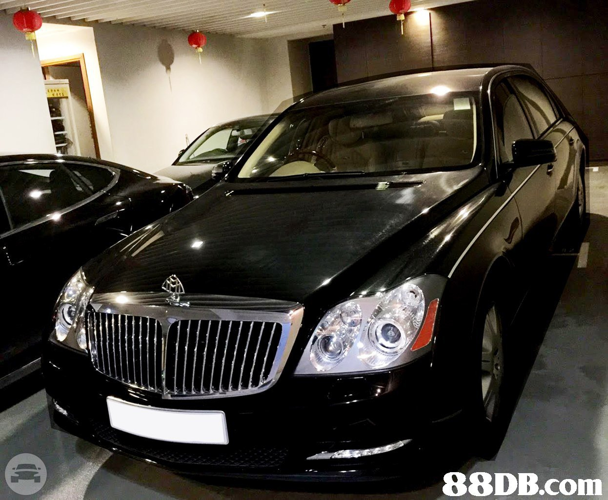 Maybach Sedan / Hong Kong Island, Hong Kong   / Hourly HKD 0.00