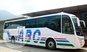 49 Seats VOLVO Coach Bus - NA 8705 Coach Bus / Kowloon, Hong Kong   / Hourly HKD 0.00