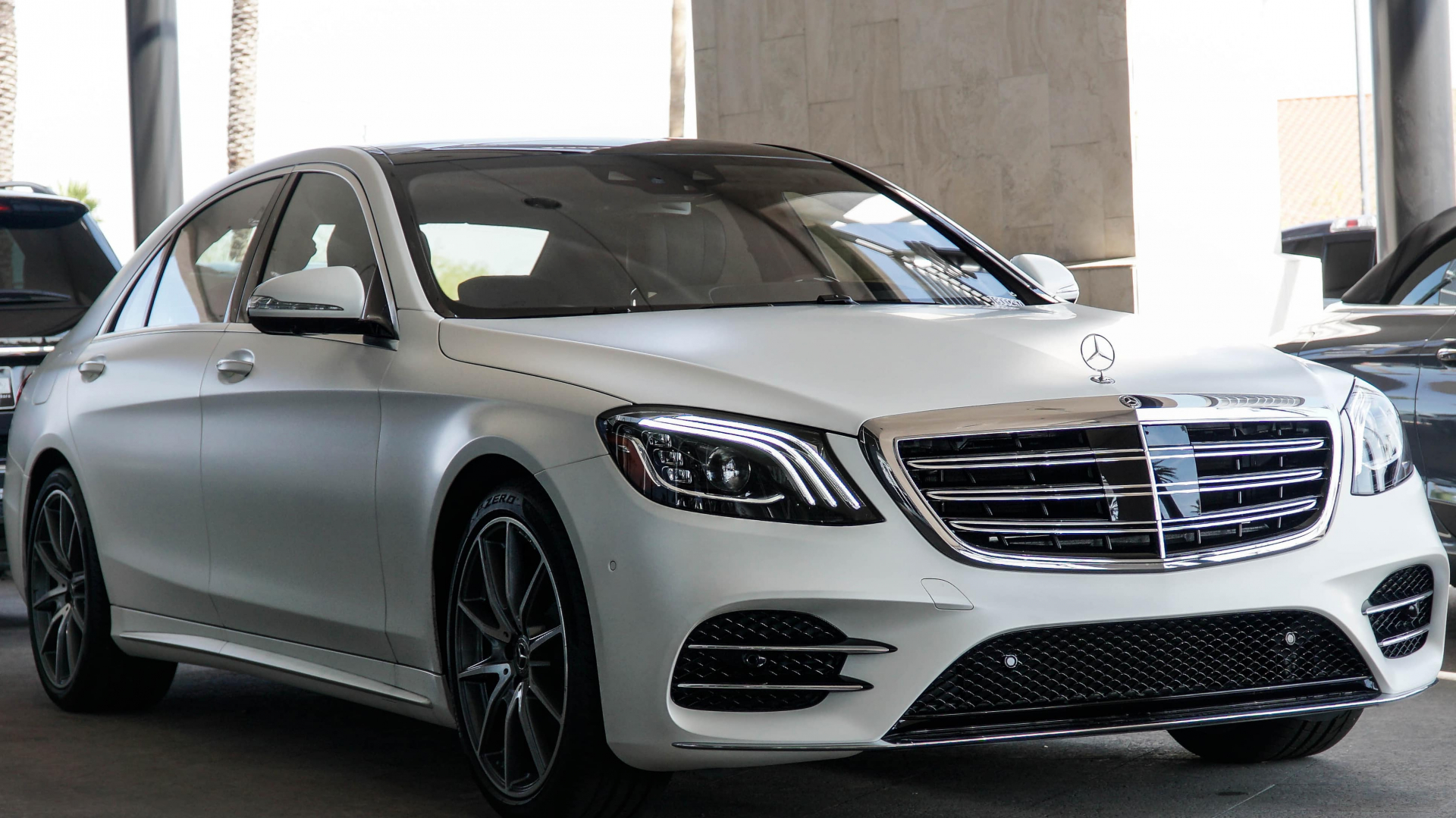 Mercedes S Class 2018 Sedan / Kowloon City District, Hong Kong   / Airport Transfer HKD 1,000.00