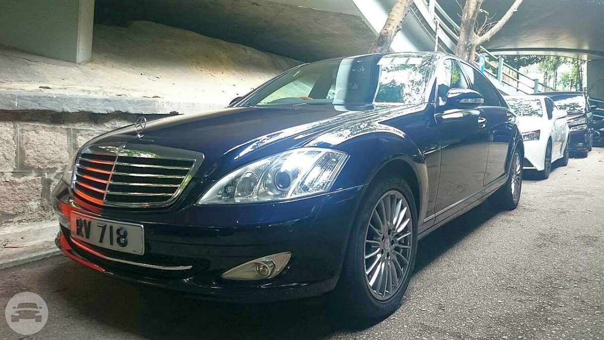 Deluxe mercedes benz s350l dark blue king 39 s limousine for Mercedes benz vehicles list