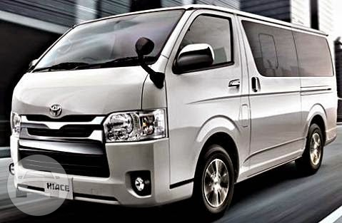 Toyota Hiace Van Van  / Kowloon, Hong Kong   / Hourly HKD 450.00