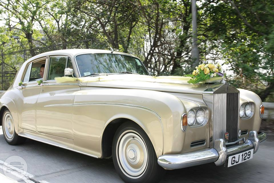 CLASSIC SILVER CLOUD III - GOLD Sedan  / Kowloon, Hong Kong   / Hourly HKD 2,999.00