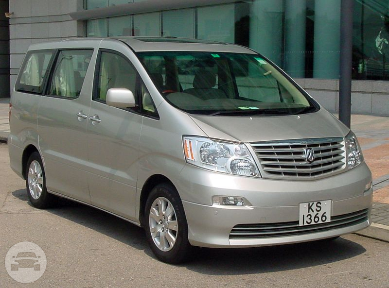 Toyota MPV Alphard - 8 Seater Van / New Territories, Hong Kong   / Hourly HKD 0.00