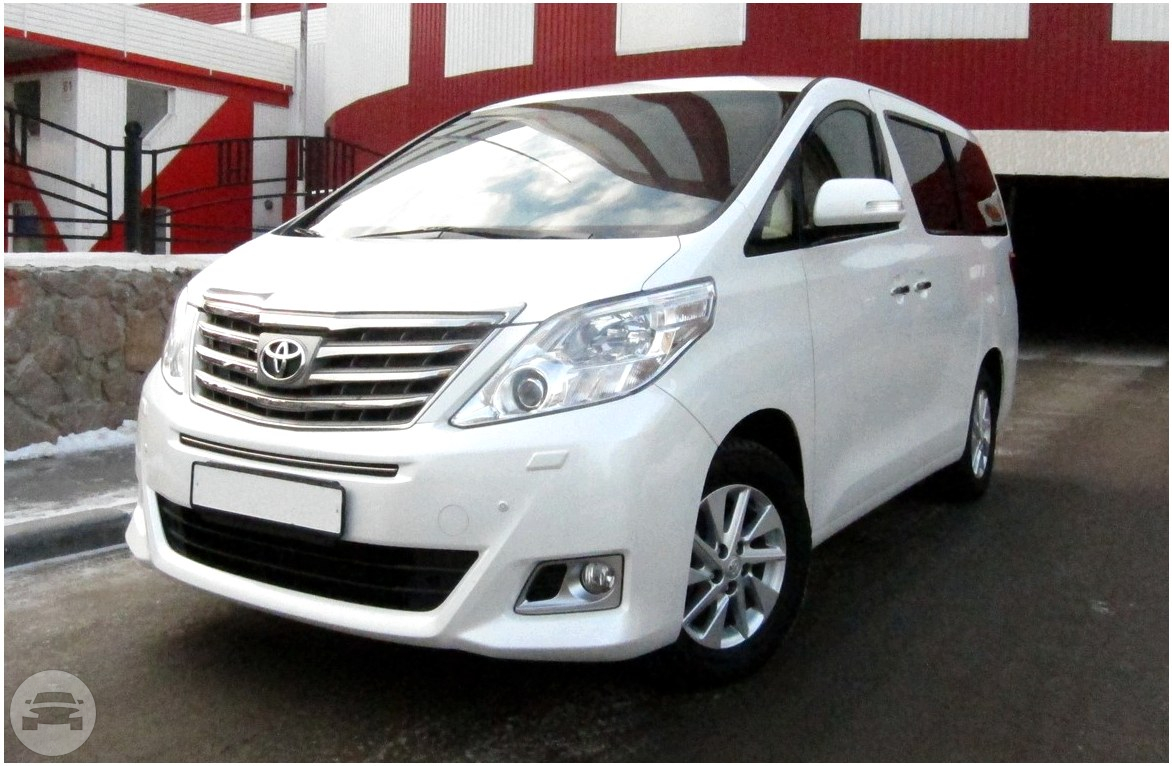Toyota Alphard Van  / New Territories, Hong Kong   / Hourly HKD 280.00  / Airport Transfer HKD 580.00