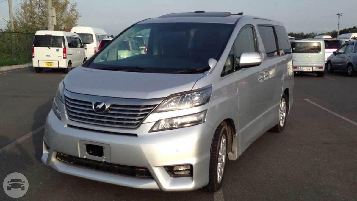 Toyota Vellfire Van / Kowloon, Hong Kong   / Hourly HKD 655.00  / Airport Transfer HKD 2,080.00