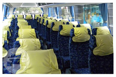 60 Seats Bus Coach Bus  / New Territories, Hong Kong   / Hourly HKD 550.00  / Airport Transfer HKD 1,400.00