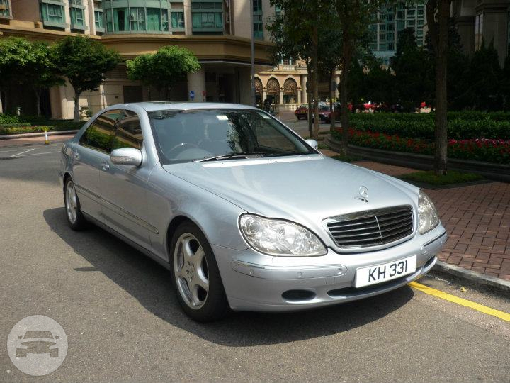 Mercedes Benz S320 Sedan / New Territories, Hong Kong   / Hourly HKD 550.00  / Airport Transfer HKD 1,000.00