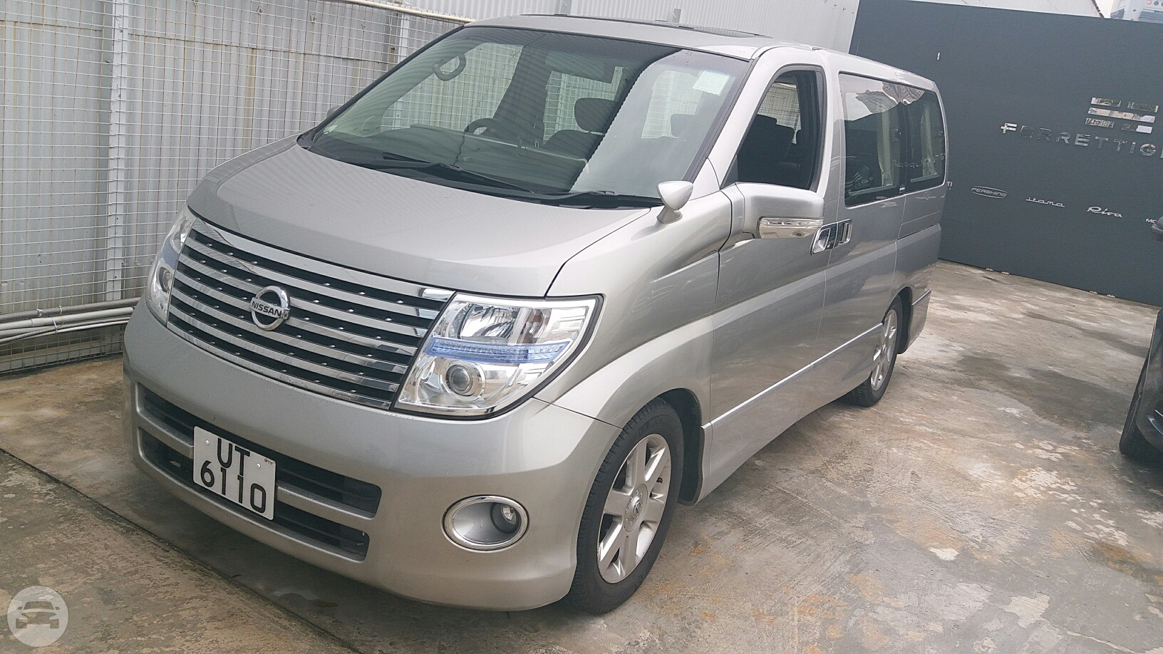 Nissan ElGrande - / Hong Kong,    / Hourly HKD 450.00  / Airport Transfer HKD 600.00