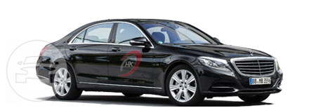 Mercedes Benz S Class Sedans (Available Black/White) Sedan  / New Territories, Hong Kong   / Hourly HKD 1,940.00