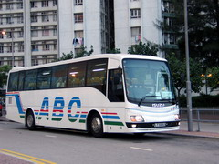 60 Seats ISUZU - LT5002, LR5339 Coach Bus  / Hong Kong Island, Hong Kong   / Hourly HKD 0.00
