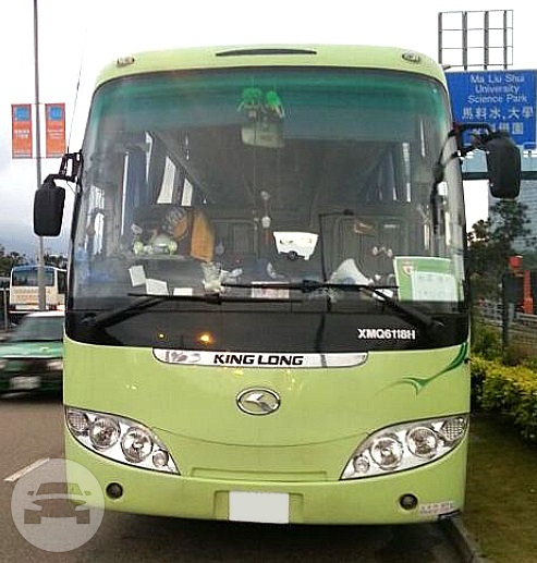 45 Seater Bus Coach Bus  / Kowloon, Hong Kong   / Hourly HKD 550.00  / Airport Transfer HKD 1,400.00