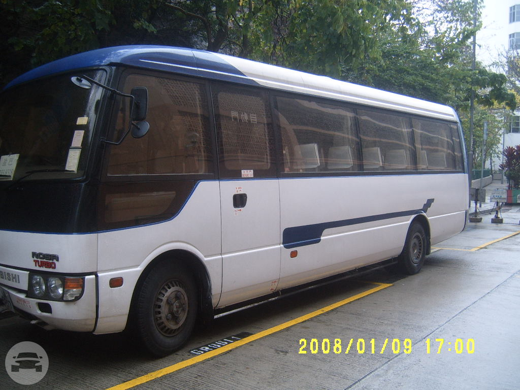 Coach Bus 2 (24 to 65 Seats) Coach Bus  / New Territories, Hong Kong   / Hourly HKD 0.00