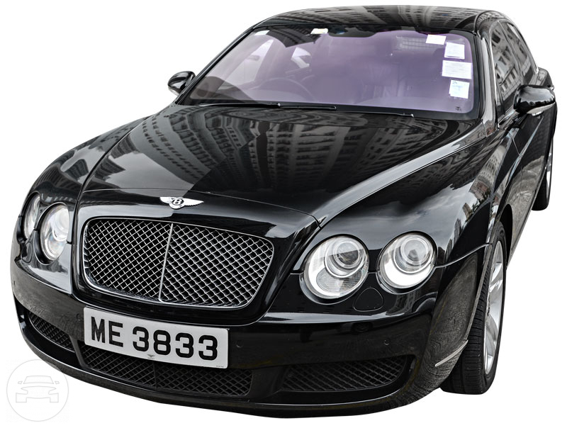 Bentley Spur Sedan - Black Sedan / Hong Kong Island, Hong Kong   / Hourly HKD 0.00