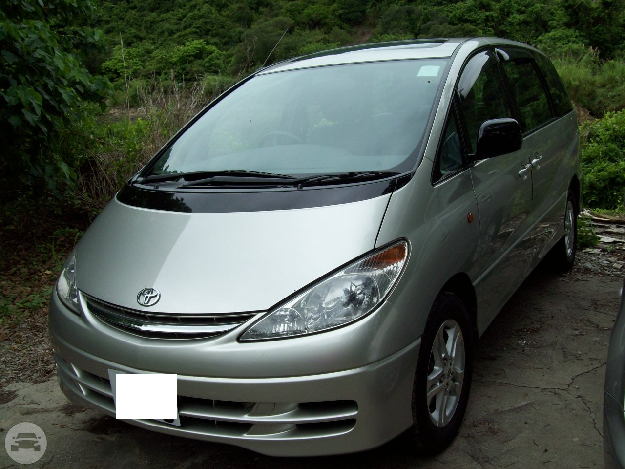 Toyota  Previa  2.4 Van / Kowloon, Hong Kong   / Hourly HKD 0.00