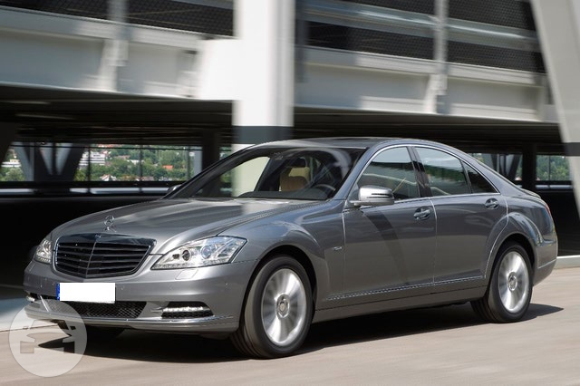 BENZ S350 (Grey) Sedan  / Central And Western District, Hong Kong   / Hourly HKD 0.00