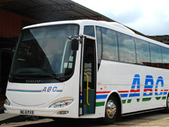 60 Seats ISUZU -NL 6715, NV 4364 Coach Bus / New Territories, Hong Kong   / Hourly HKD 0.00