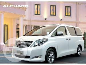 Toyota Alphard - White Van  / Kowloon, Hong Kong   / Hourly HKD 0.00